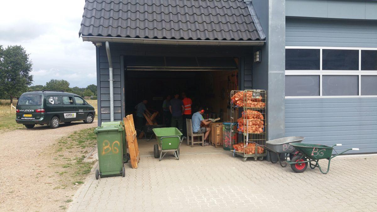 Op bezoek bij Bosgroep De Vennen in Overasselt