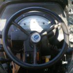 De mini-tractor van het V.L.B.
