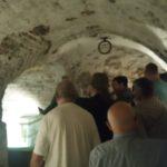 De kelders van De Bastei
