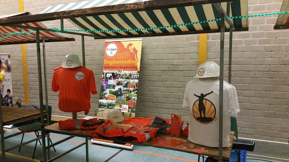 Geslaagde & gezellige OOT-markt bij Werkenrode School