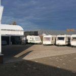 TE KOOP: Caravans!