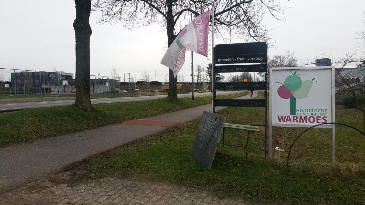 (FOTO) Op bezoek bij Stichting De Warmoes in Lent