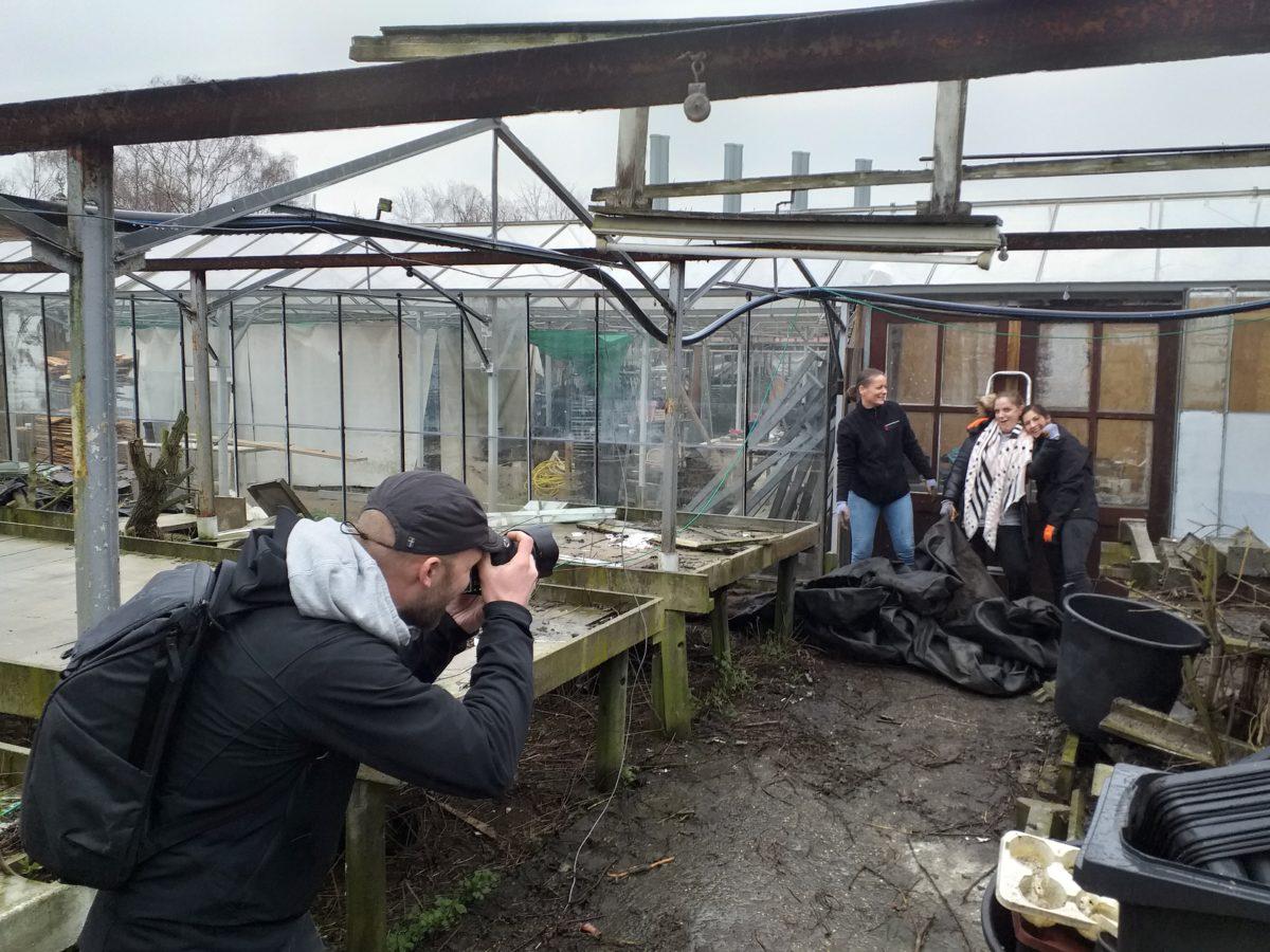 (VIDEO) Geslaagde NLdoet bij Tuincentrum Disveld